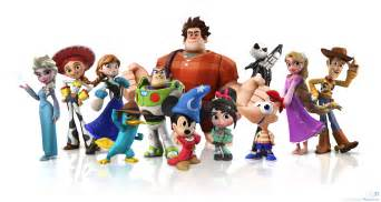 Disney Infinity Characters 2 0 Disney Infinity 2 0 Update Features New Characters