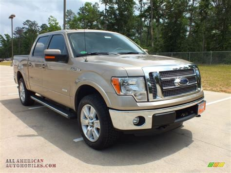 2012 ford f150 supercrew 2012 ford f150 lariat supercrew 4x4 in pale adobe metallic