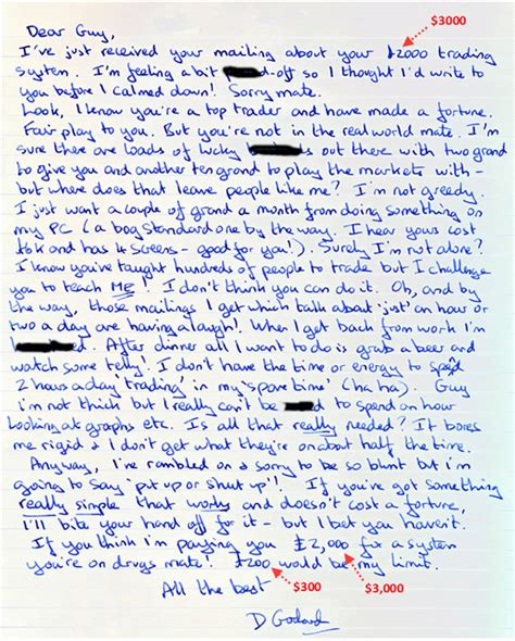 Letter To A You Like