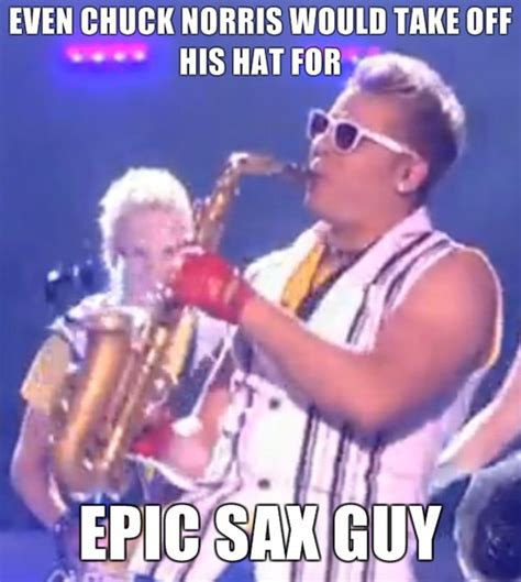 Sax Meme - image 324898 epic sax guy know your meme