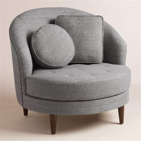 half moon chair covers in a on trend shape our chair and a half makes a