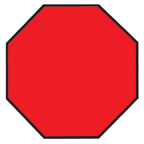 templates for signs free blank stop sign clip cliparts co