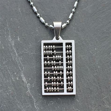 Abacus Necklace by Abacus Necklace The O Jays And