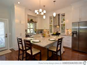 Eat In Kitchen by 15 Traditional Style Eat In Kitchen Designs Decoration