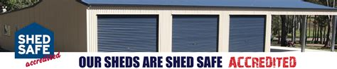 Shed Alliance by Shed Alliance Is Shedsafe Accredited Shed Alliance