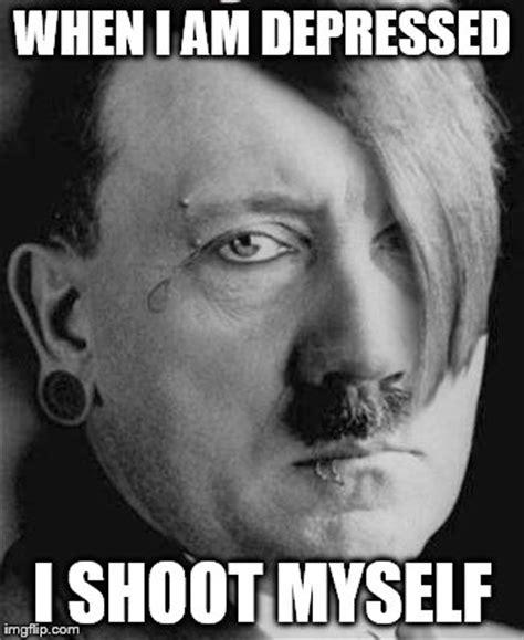Depressed Meme Face - sad hitler meme imgflip