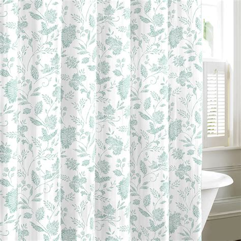 tommy bahama drapes tommy bahama sunkissed harbor blue shower curtain from