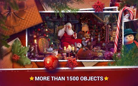 hidden objects christmas midva games