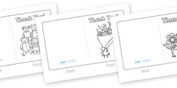 Class Visitor Thank You Cards Card Template Visitor People Thank You Letter Template Twinkl
