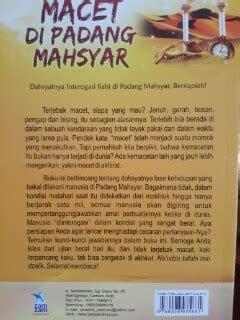 300 Dosa Yang Diremehkan Manusia Cover buku macet di padang mahsyar toko muslim title