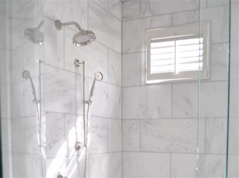 6x12 subway tile carrara venato marble honed 8x16 quot floor and wall tile