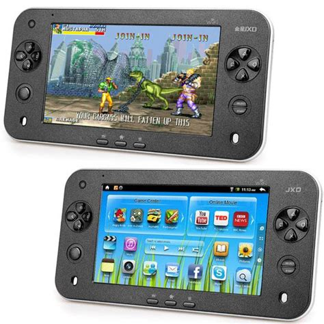 android gaming tablet with 7 inch multi touch screen