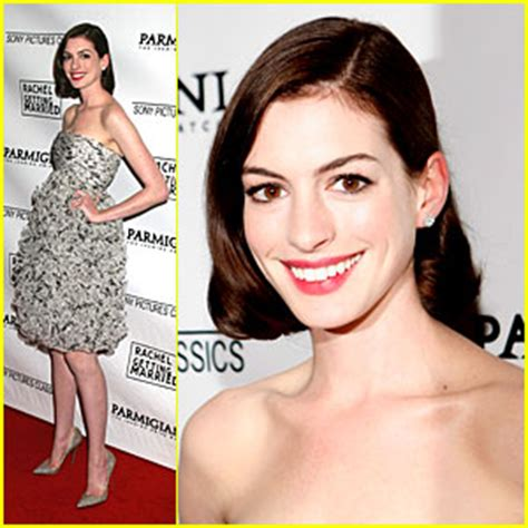 Hathaway Takes A Much Needed by Hathaway And Adam Shulman Got Married In September
