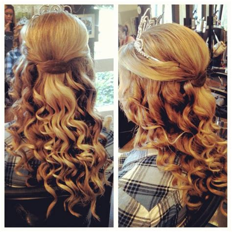 Sweet Sixteen Hairstyles by Image Gallery Sweet 16 Hairstyles
