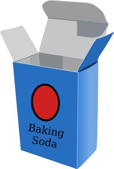 baking sofa baking soda box clip art at clker com vector clip art