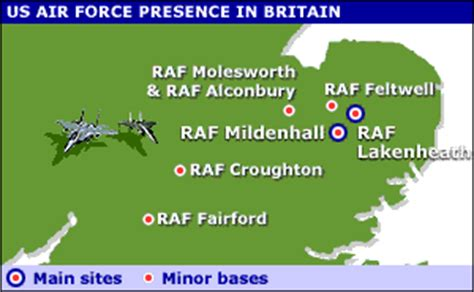 bbc news | uk | 'we're ready' says us air chief
