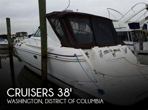 boats for sale washington dc area sold cruisers yachts esprit 3870 boat in washington dc