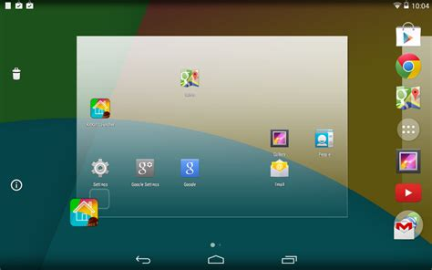 kitkat launcher android apps on play - Android Launcher3