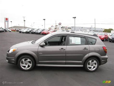 Pontiac Vibe 2006 by 2006 Moonstone Gray Pontiac Vibe 19648343 Photo 5