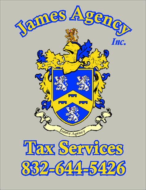 james agency inc. tax preparer tax professionals