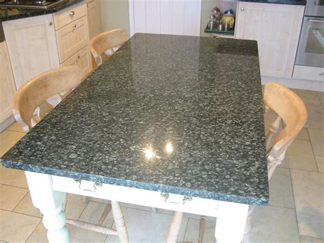 granite for your kitchen table not just your countertop