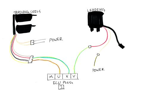 ignition coil wiring how to wire an ignition coil diagram