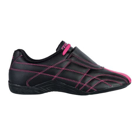 century lightfoot martial arts shoe black pink on sale