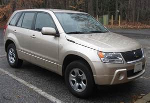 2006 Suzuki Grand Vitara Price 2006 Suzuki Grand Vitara Photos Informations Articles
