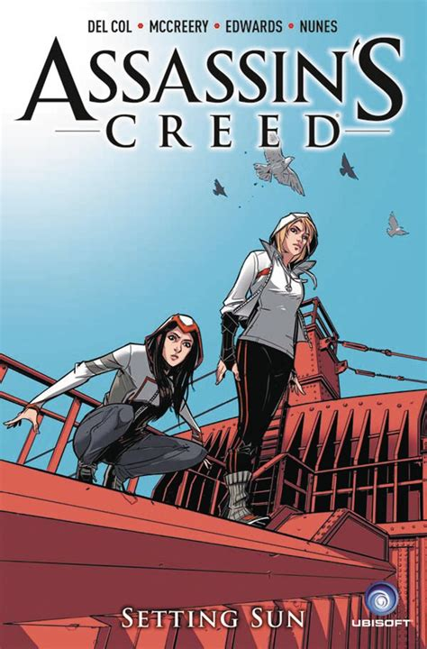 assassins creed volume 3 1782763104 assassins creed volume 2 setting sun graphic novels reed comics