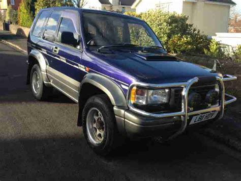 auto air conditioning service 1993 isuzu trooper seat position control isuzu big horn trooper 3 1 td manual 1993 car for sale