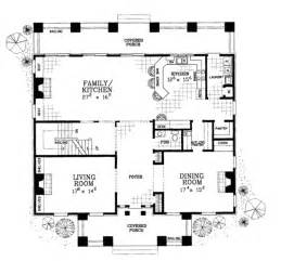 4000 Sq Ft Floor Plans Classical Style House Plan 4 Beds 3 5 Baths 4000 Sq Ft