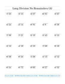 long division with remainders worksheets worksheet