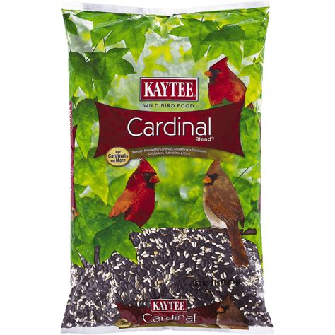 cardinal blend premium bird food kaytee