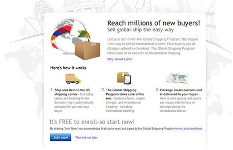 ebay global shipping parcelhub blog about ebay s global shipping programme