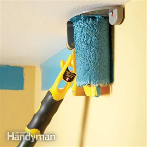 Ceiling Edging Tool by Best Diy Painting Tools The Family Handyman
