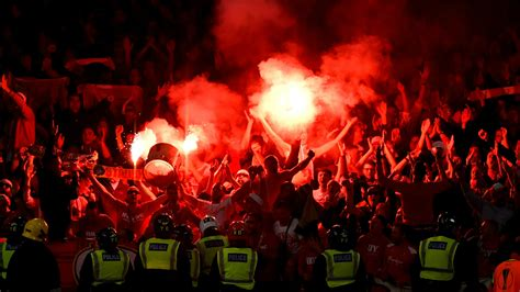 arsenal koln arsenal how were thousands of cologne fans able to storm