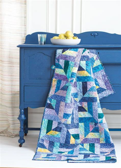 log cabin quilt pattern yardage cool water quilt projects and how to make