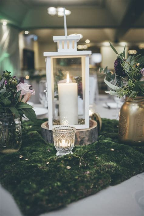 Secret Garden Wedding. Elegant Sport Theme Wedding. White