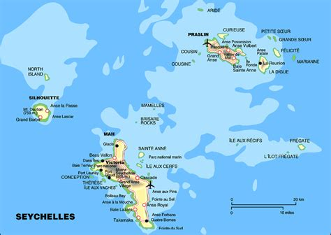 seychelles map maps of seychelles map library maps of the world
