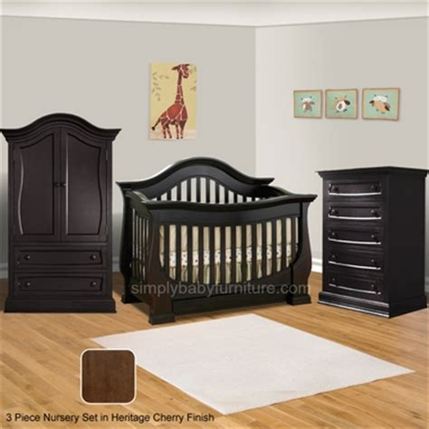 Davenport Convertible Crib Baby Appleseed Baby Furniture Free Shipping