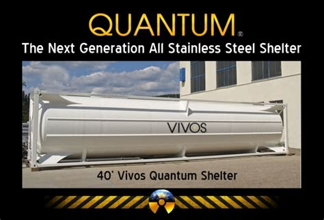Vivos Quantum Underground Survival Shelters   Private
