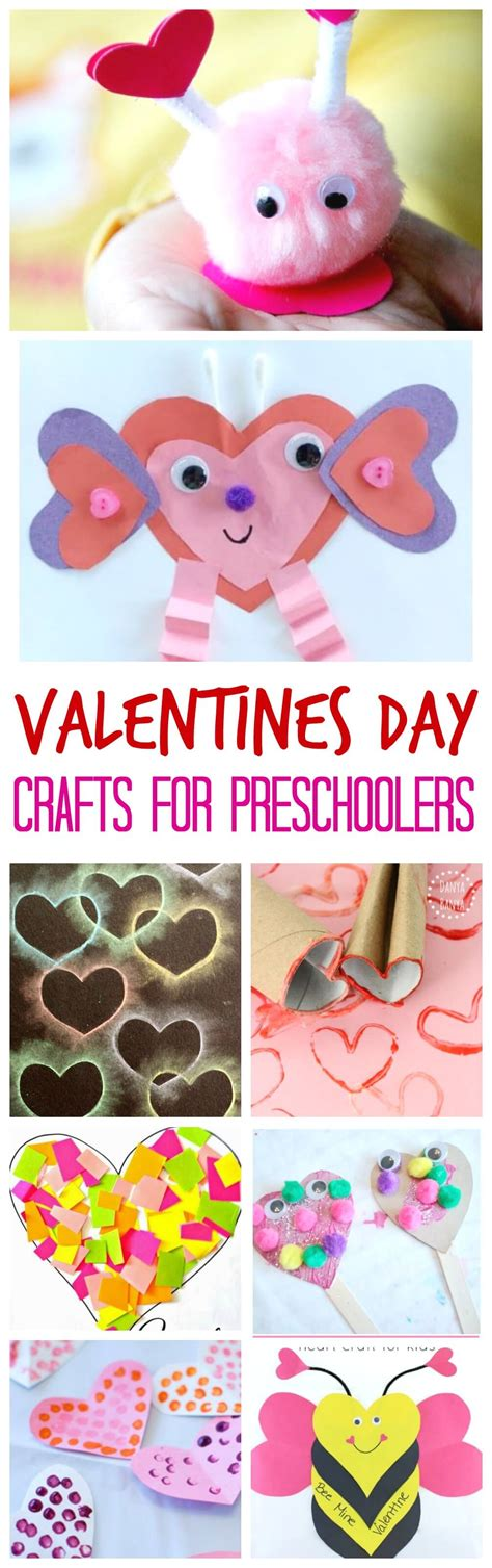 valentines day for preschoolers s day crafts for preschoolers