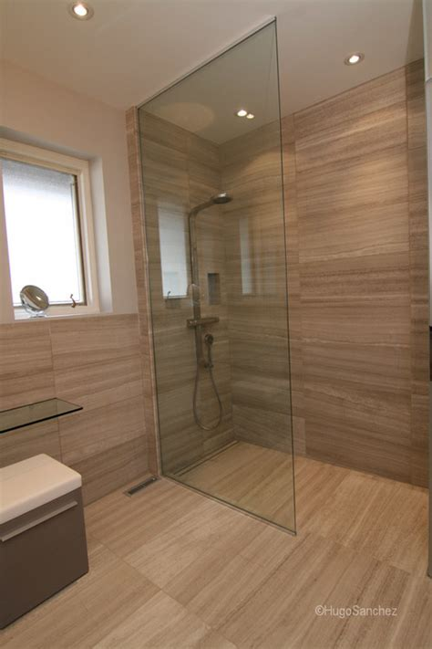 Pictures Of Bathroom Shower Remodel Ideas by Curbless Shower On Concrete Slab Page 2 Remodeling