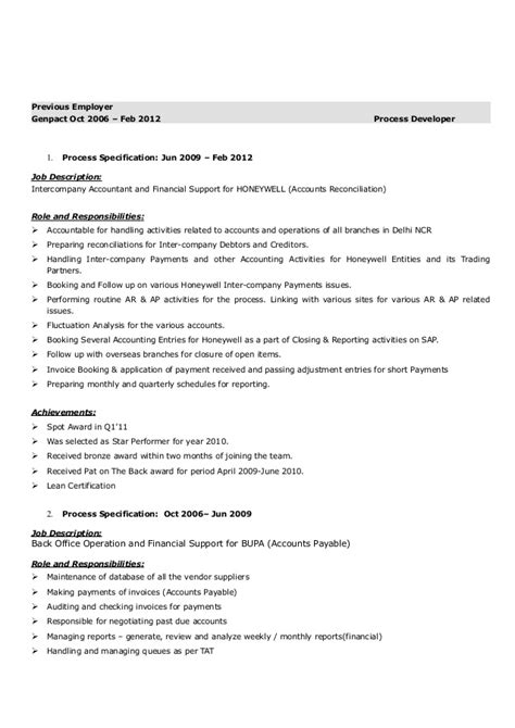reconciliation officer resume 28 images reconciliation