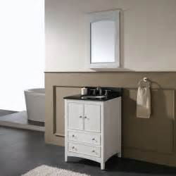 24 quot westwood bathroom vanity white wash bathroom