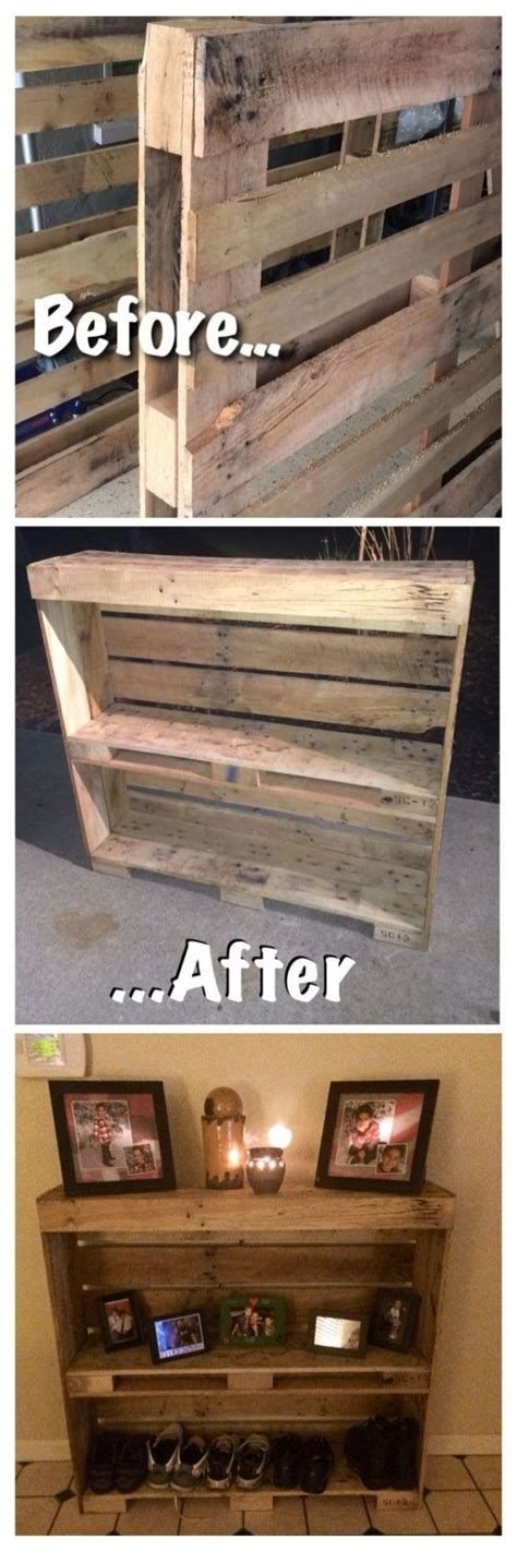 diy projects with pallets best 25 pallet home decor ideas on pallet