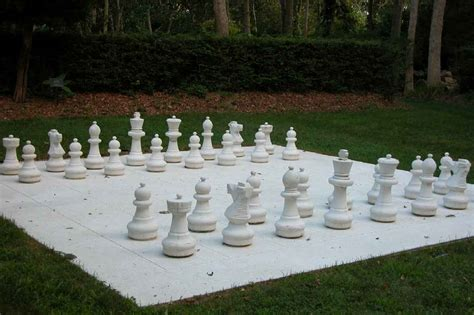 white chess set win win games yoko ono s white chess board