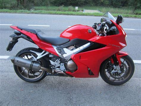 Motorrad Honda Abs by Motorrad Occasion Kaufen Honda Vfr 800 F Abs Manu Motos