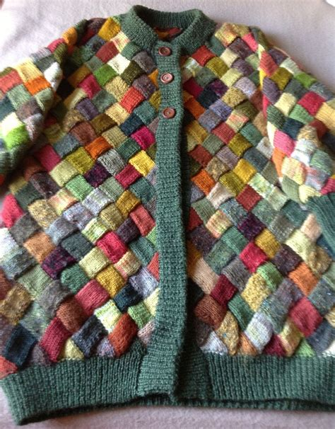 Knitting Patchwork - 84 best images about patchwork knitting entrelac on