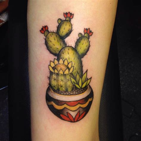 cactus flower tattoo cactus tattoos designs ideas and meaning tattoos for you